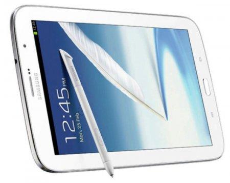 Стартовали продажи планшета Samsung Galaxy Note 8.0