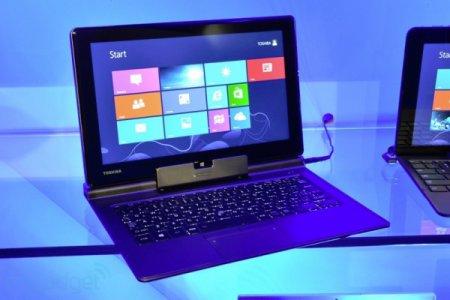 Очередной планшет-ультрабук Toshiba Portege Z10t