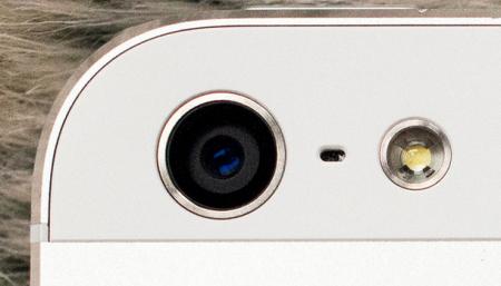 iPhone 5S может получить улучшенную камеру