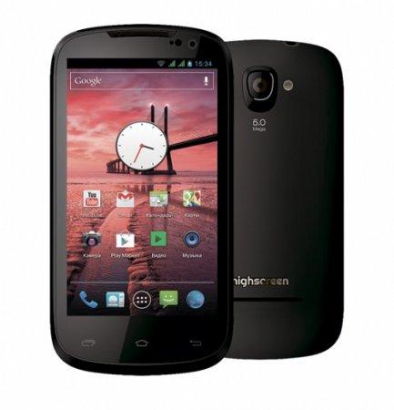 Бюджетный смартфон Highscreen Spark вышел в России