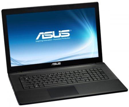 Ноутбуки Asus X75VB оснащаются видеокартами Nvidia GeForce GT 740M