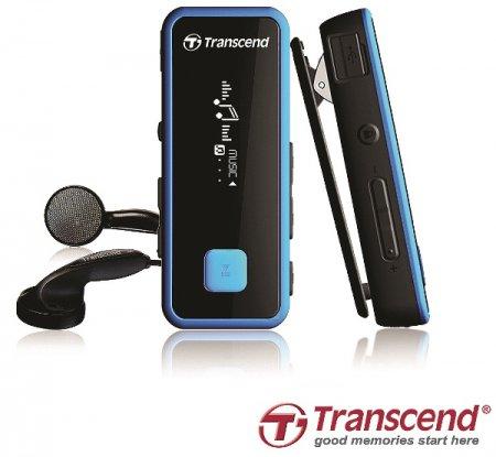 Новый MP3-плеер Transcend MP350 создан для жизни в движении
