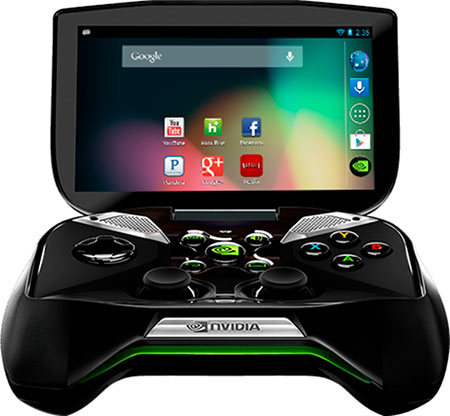 NVIDIA Project Shield — ставка на Android-игры и инвестиции в будущее