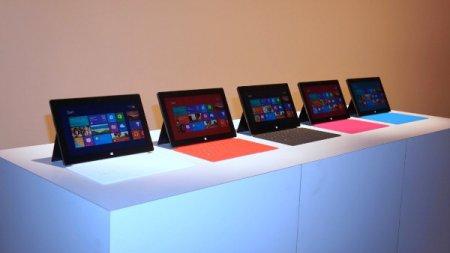 Второе поколение планшетов Microsoft Surface будет меньше нынешнего и выйдет в свет в конце июня
