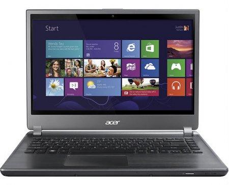 Сенсорные модели составят половину поставок ноутбуков Acer в 2014 году