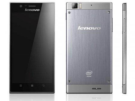 Смартфон Lenovo Ideaphone K900 с процессором Intel Atom Z2580 уже в продаже