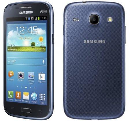 Официальный анонс смартфона Samsung Galaxy Core