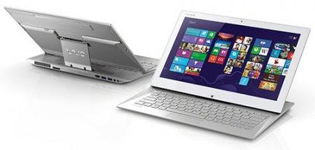гибридный ультратонкий ноутбук Sony VAIO Duo 13 с Windows 8