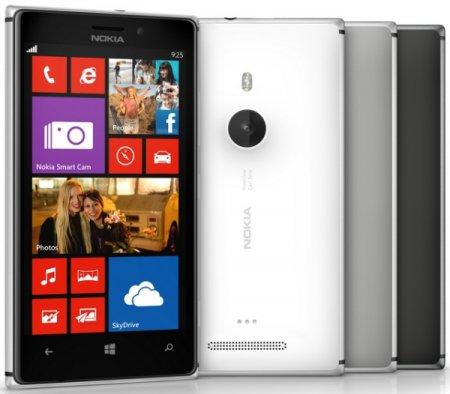 Анонсирован «алюминиевый» смартфон Nokia Lumia 925