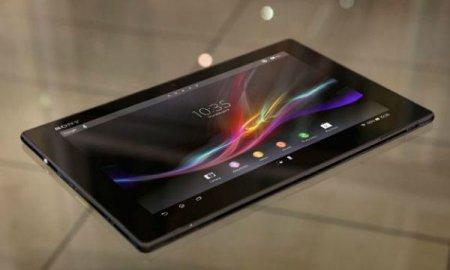 Стартовали глобальные продажи Sony Xperia Tablet Z