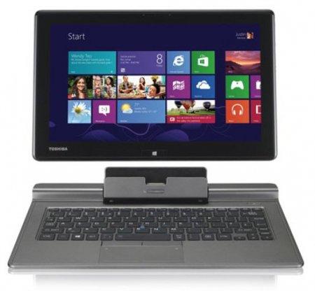 Известна стоимость ультрабука-планшета Toshiba Portege Z10t