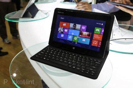 Lenovo MIIX 10 – 10-дюймовый планшет под управлением Windows 8 на платформе Intel Clover Trail