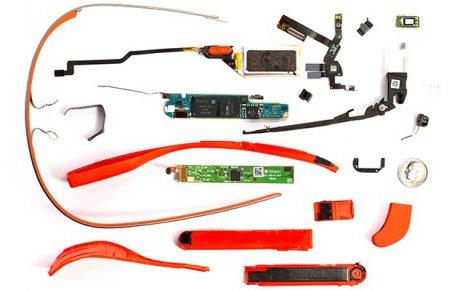 В разобранных Google Glass обнаружили аккумулятор на 570 мАч