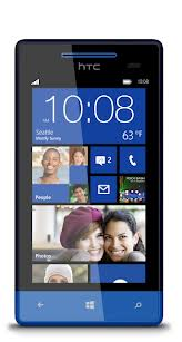 HTC Windows Phone 8S — стильный смартфон средней ценовой категории
