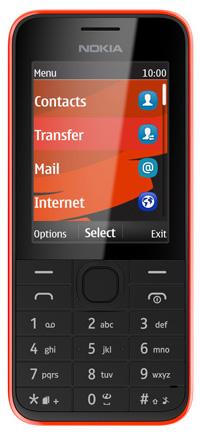 Nokia 207, Nokia 208 и Nokia 208 Dual SIM — недорогие телефоны с поддержкой HSPA
