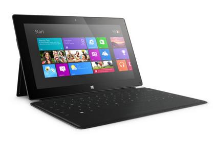 Планшету Surface RT предсказали удешевление