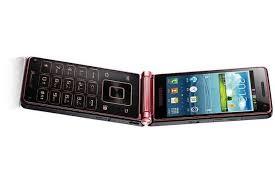 Устройство Samsung Galaxy Folder, работающее под управлением ОС Android 4.2.2, будет выполнено в форм-факторе «раскладушка»