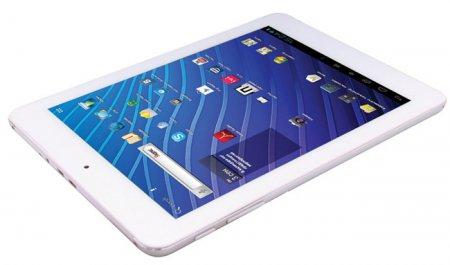"""Четырёхъядерный планшет Ritmix RMD-870 с 8"""" IPS-экраном"""