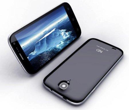 Экран смартфона Neo N003 выдержал испытание маломощной дрелью
