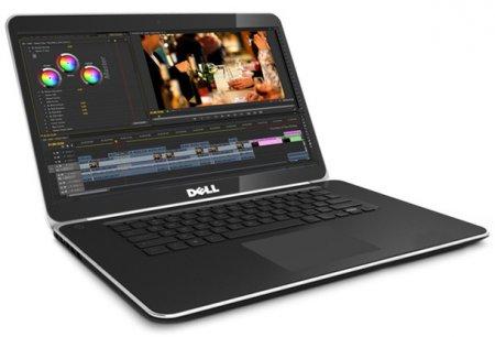 Ноутбук Dell Precision M3800 получит экран с разрешением 3200x1800 точек