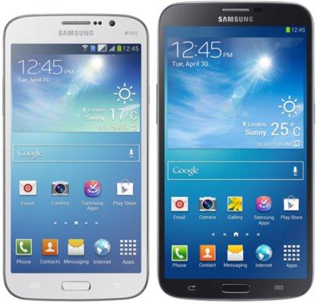 Смартфоны Samsung Galaxy Mega 5.8 и Samsung Galaxy Mega 6.3 получили поддержку двух SIM-карт