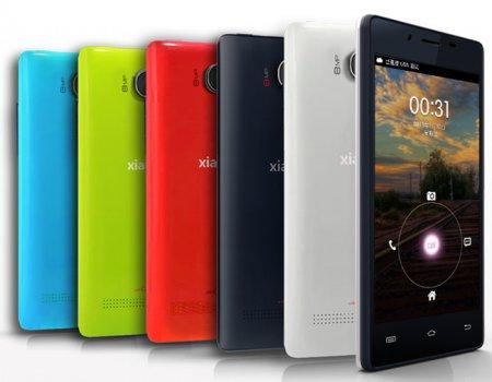 Смартфон Xiaocai X9 с 4,5-дюймовым дисплеем Full HD
