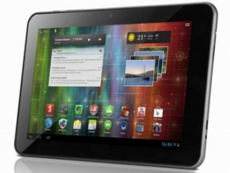 Планшеты Prestigio MultiPad 7.0 HD и 8.0 HD с высоким разрешением экрана