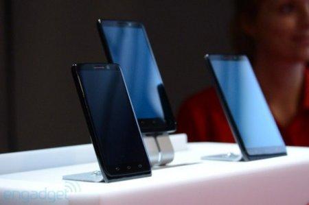 Motorola и Verizon представили смартфоны Droid Mini, Droid Ultra и Droid Maxx