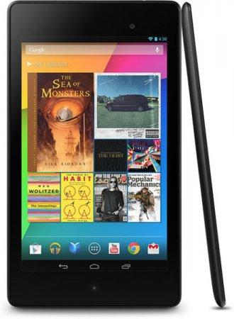 Обновленный планшет Nexus 7 представлен официально