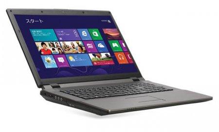Ноутбук Lesance NB 17NB7000-i7 на платформе Intel Haswell