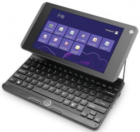 Супер-микс: планшет и нетбук Newsmy Newman Q20 в одном флаконе