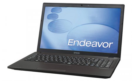 Ноутбук Epson Endeavor NJ5900E на платформе Intel Haswell