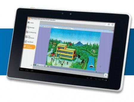 """Intel начнет поставку 7"""" и 10"""" Android-планшетов Education Tablet для школьников"""