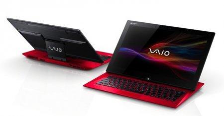 Sony представила ограниченную серию ноутбуков VAIO Red Edition