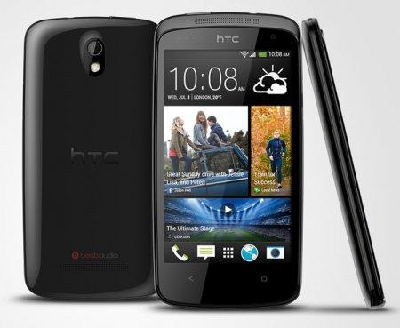 «Двухсимник» HTC Desire 500 dual SIM появится в России в августе по цене 13 000 р