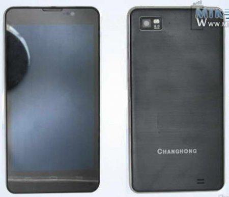 Китайский смартфон Changhong Z9 с АКБ на 5000 мАч