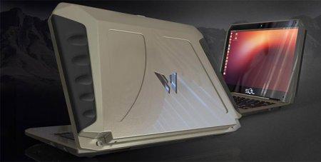 Защищенный Ubuntu-ноутбук Sol на солнечных батареях обеспечит 10 часов автономной работы