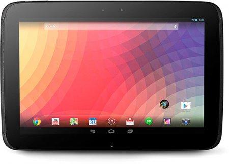 ASUS и Google вскоре могут представить новую версию планшета Nexus 10
