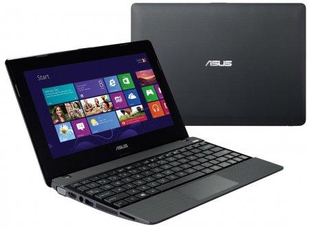 "Тонкий 10,1"" ноутбук ASUS VivoBook X102BA на чипе AMD Temash"