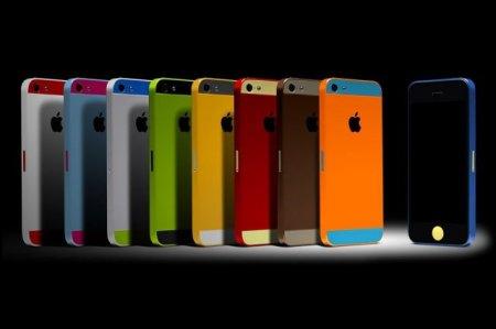 iPhone 5S получит функцию отслеживания движений и чип Apple А7