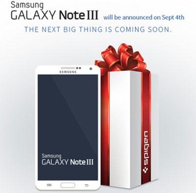 Samsung готовит к выпуску бюджетную версию Galaxy Note III