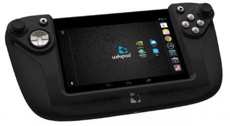 Продажи игрового планшета Wikipad в Европе начнутся 27 сентября
