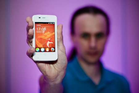 Mozilla снова запустила акцию «телефон в обмен на приложения для Firefox OS»