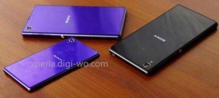 Sony Xperia Z1 Mini – уменьшенная копия флагманского смартфона Sony Xperia Z1
