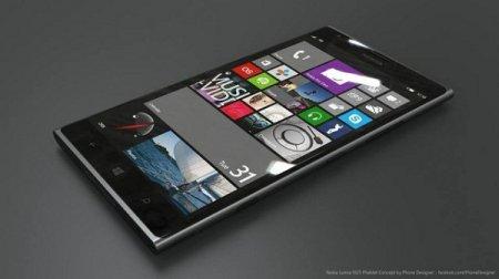 Вероятные спецификации фаблета Nokia Lumia 1520