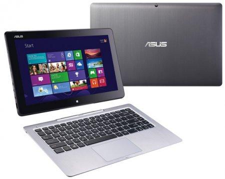 Гибридный ультратонкий 13,3-дюймовый ноутбук ASUS Transformer Book T300 со съемным экраном