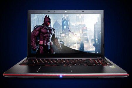 "Игровые ноутбуки CyberPowerPC FANGbook Evo HX6 с 15,6"" экраном"