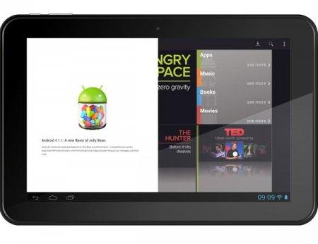Появилась информация о новом планшете Notion Ink