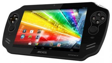 """ARCHOS подготовила 7"""" планшет-консоль GamePad второго поколения"""