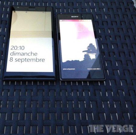 Digitimes: Nokia выпустит планшетофон Lumia 1520 в октябре
